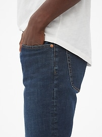 Straight Jeans with GapFlex