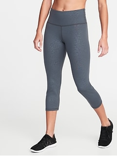 d8fca47339de2 High-Rise Elevate Compression Crops for Women