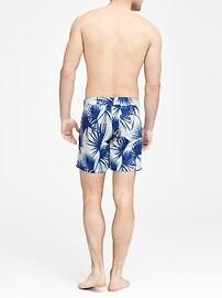 Retromarine &#124 Tropical Camo Swim Short