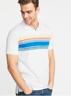 2a4c27539 Built-In Flex Moisture-Wicking Pro Polo for Men