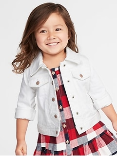 7c2782c25 Toddler Girl Jackets, Coats & Outerwear | Old Navy