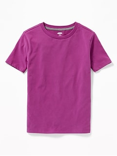 a789fecad Softest Crew-Neck Tee for Boys