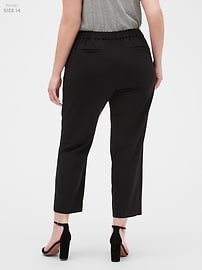 Hayden Pull-On Tapered Fit Soft Ankle Pant