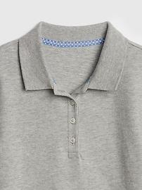 Kids Uniform Stretch Polo Shirt