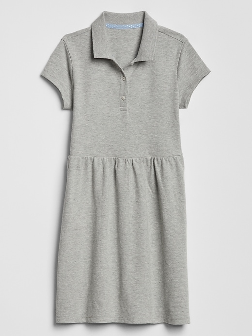 Kids Uniform Polo Dress
