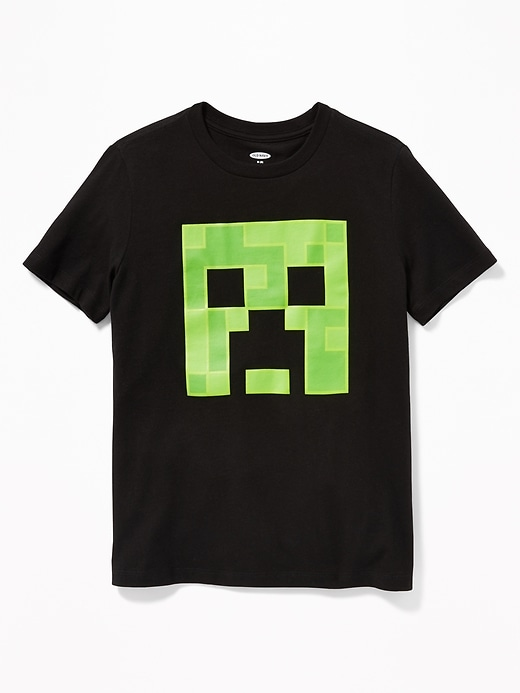 Minecraft&#153 Creeper Graphic Tee for Boys