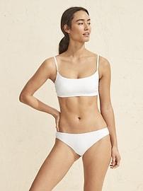 A&#45C Scoop Bikini Top