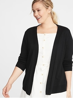 Women\'s Plus-Size Cardigans & Sweaters   Old Navy