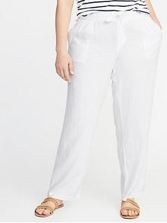 Women\'s Plus-Size Pants | Old Navy