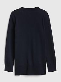 Kids Uniform Cardigan Sweater