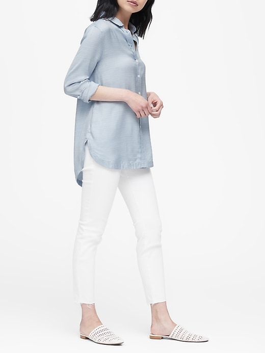 Parker Tunic-Fit Shirt