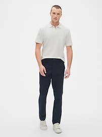 Modern Khakis in Athletic Taper with GapFlex