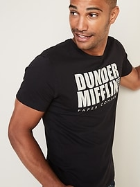 """The Office&#153 """"Dunder Mifflin, Inc. Paper Company"""" Tee for Men"""