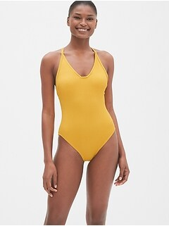 e559e787944 Swimsuits for Women - One Piece Swim Suits & Bikinis | Gap