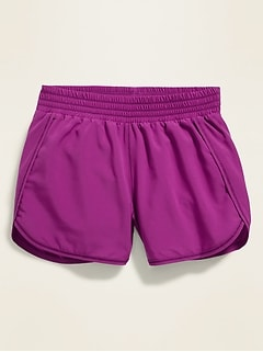 d4f935638 Go-Dry Cool Run Shorts for Girls