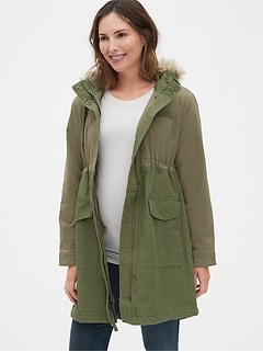 c3388fe3367a7 Maternity Coats, Jackets & Outerwear | Gap
