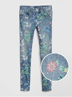 dc7b9cc942f74 Kids Superdenim Skinny Jeans with Fantastiflex