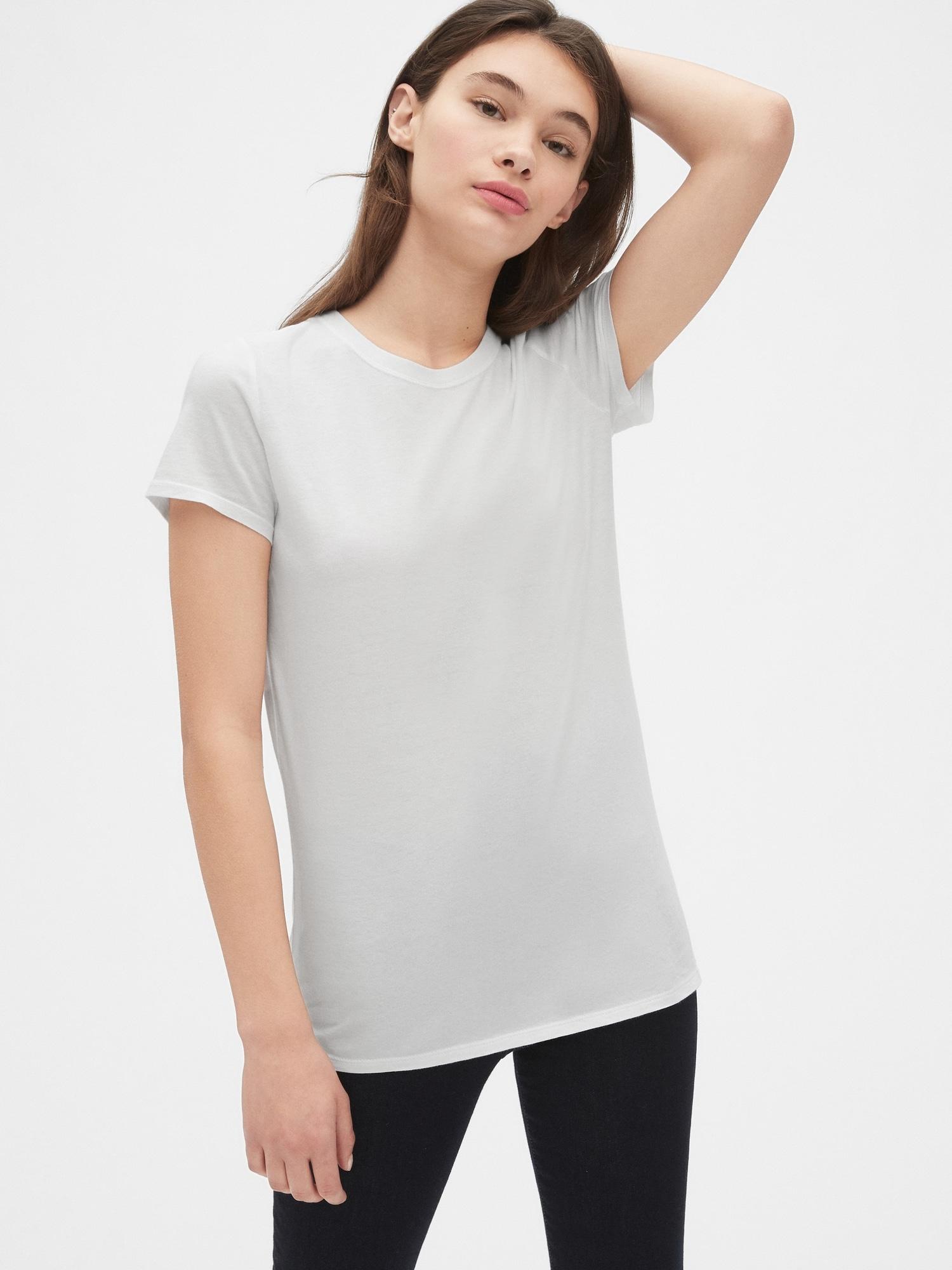 半袖クルーネックtシャツ(ヴィンテージウォッシュ)