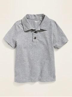 Oldnavy Jersey Short-Sleeve Polo for Toddler Boys