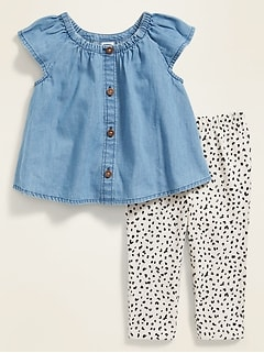 ca669050 Baby Girl Clothes – Shop New Arrivals | Old Navy