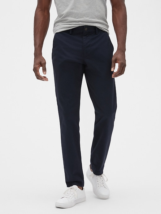 Essential Khakis in Athletic Taper Fit with GapFlex