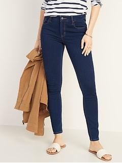 17a6bfcde High-Rise 24/7 Sculpt Rockstar Super Skinny Jeans for Women