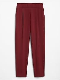 Pull-On Slim Fit Pants
