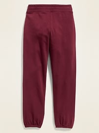 Relaxed Logo-Graphic Joggers for Girls