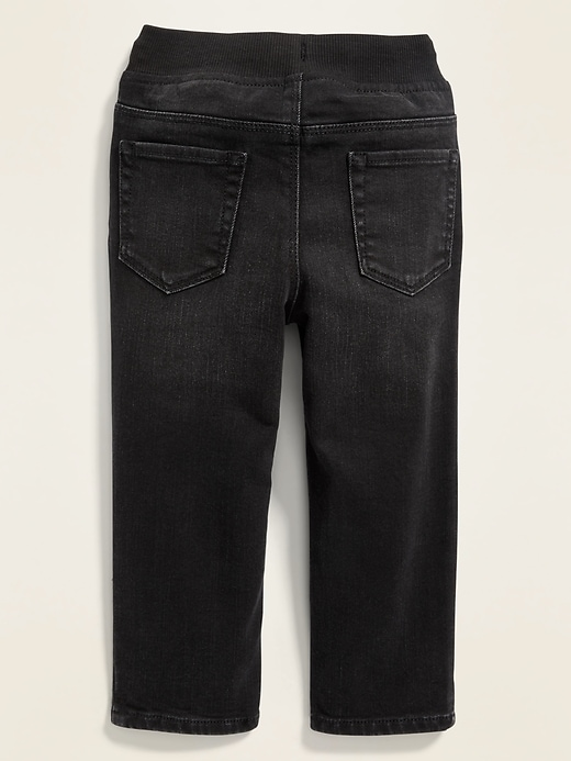 Karate Built-In Flex Max Knit-Waist Skinny Jeans for Toddler Boys