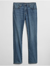 Jeans in Straight Fit