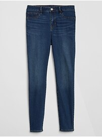 Mid Rise Favorite Ankle Legging Jeans