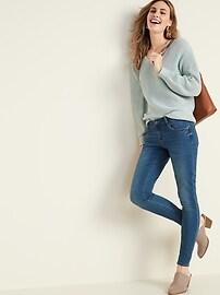Low-Rise Rockstar Super Skinny Jeans for Women