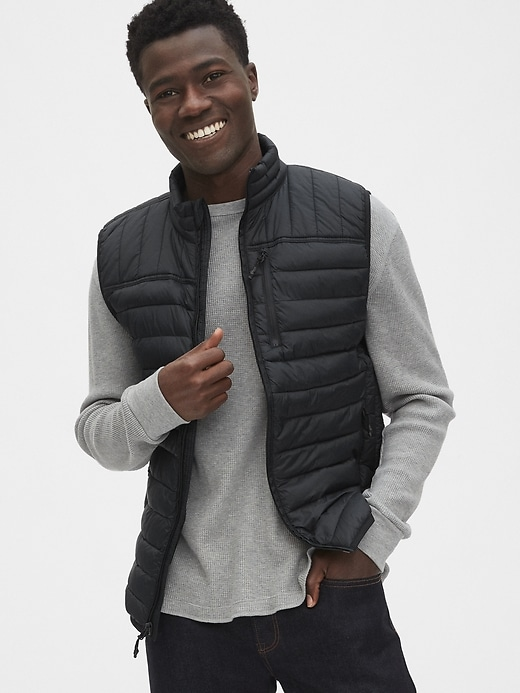 ColdControl Lightweight Puffer Vest