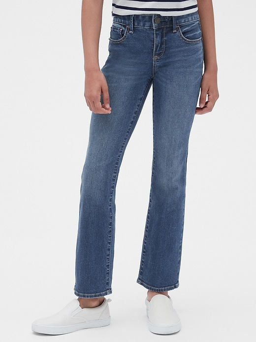 Kids Boot Jeans with Stretch
