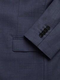 Veste de complet en laine italienne, coupe extra cintrée