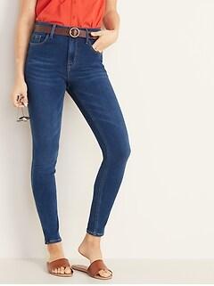 8b89ffd4a6cef High-Rise Rockstar 24/7 Sculpt Super Skinny Jeans for Women