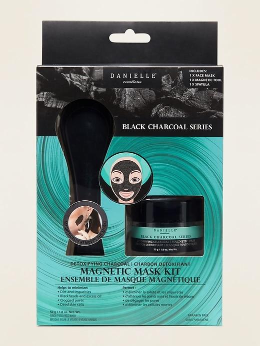 Trousse masque magnétique charbon détoxifiant DanielleMD Creations
