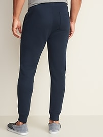 Tapered Drawstring-Waist Joggers for Men