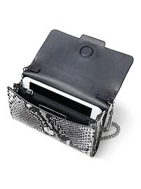 Vegan Leather Smartphone Crossbody