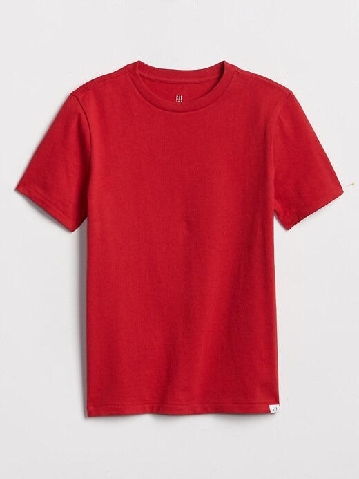Kids Short Sleeve Crewneck T-Shirt