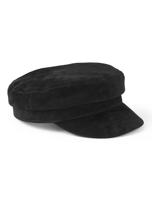 Suede Fisherman Hat