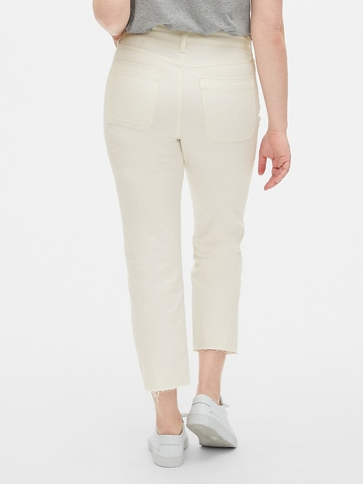 High Rise Mariner Cheeky Straight Jeans