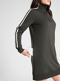 Circa Track Sweatshirt Dress 2.0