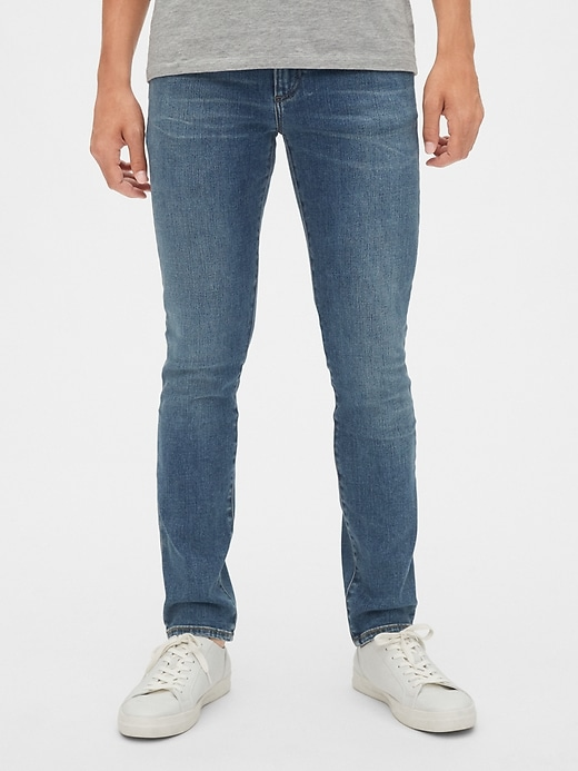 Gap Soft Wear Men's Skinny Jeans with GapFlex