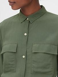 Perfect Maxi Shirtdress