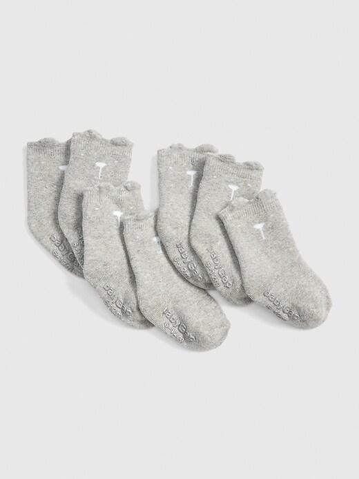 Baby Brannan Bear Crew Socks (7-Pack)