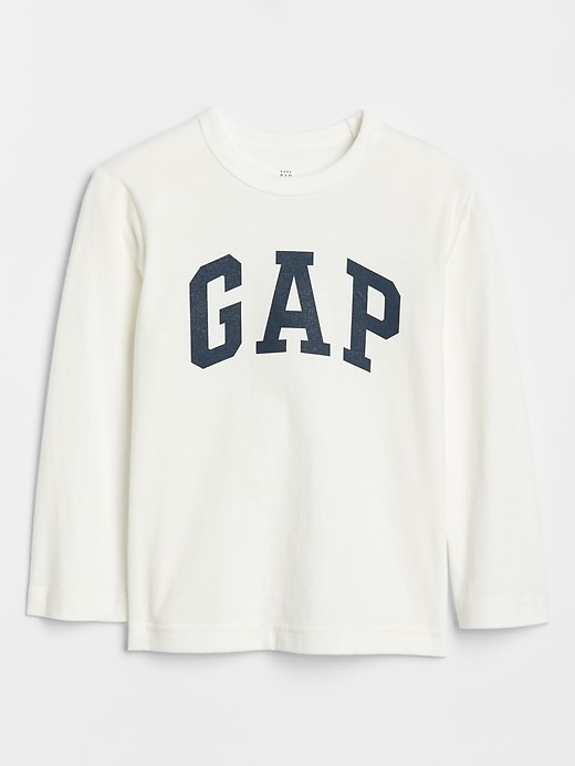 babyGap Long Sleeve Logo T-Shirt