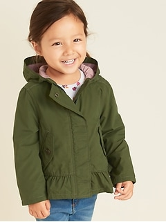 4cfeddf709e0e Toddler Girl Jackets, Coats & Outerwear | Old Navy