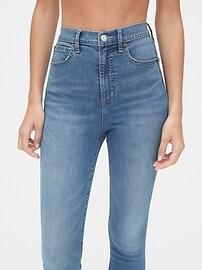 Sky High True Skinny Jeans with Secret Smoothing Pocket