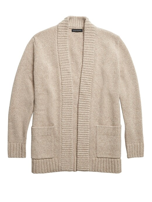 JAPAN EXCLUSIVE Open Cardigan Sweater